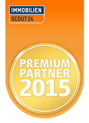 Siegel Immobilienscout Premium Partner