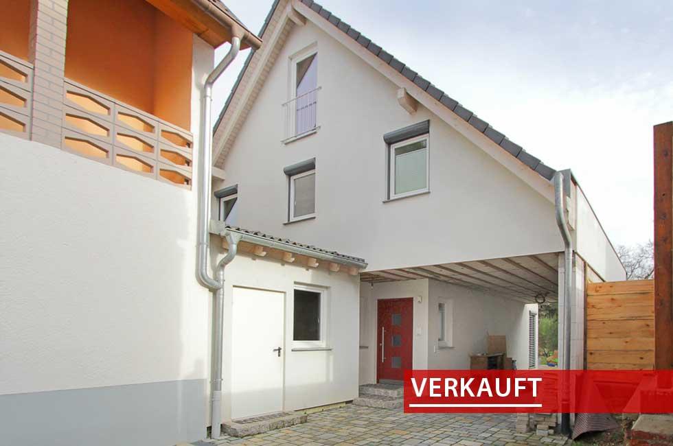 Holzhaus in Kappel-Grafenhausen verkauft