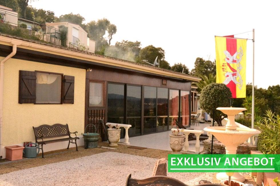 Ferienhaus in Süd-Frankreich