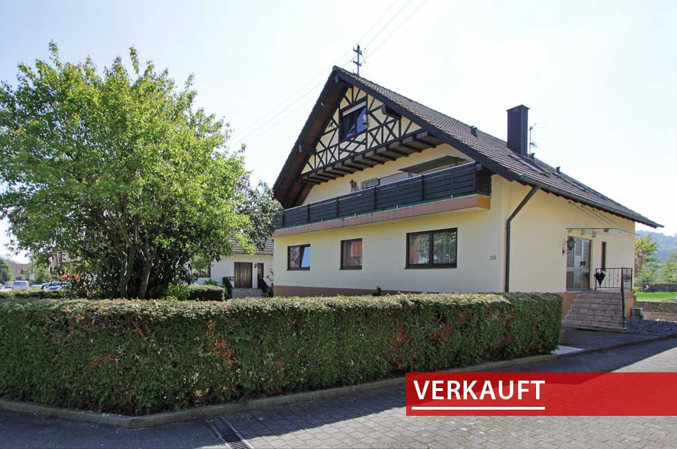 Mehrfamilienhaus als attraktive Kapitalanlage verkauft