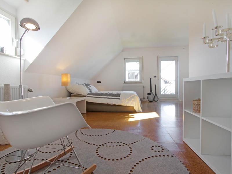 Homestaging Doppelhaus Referenz