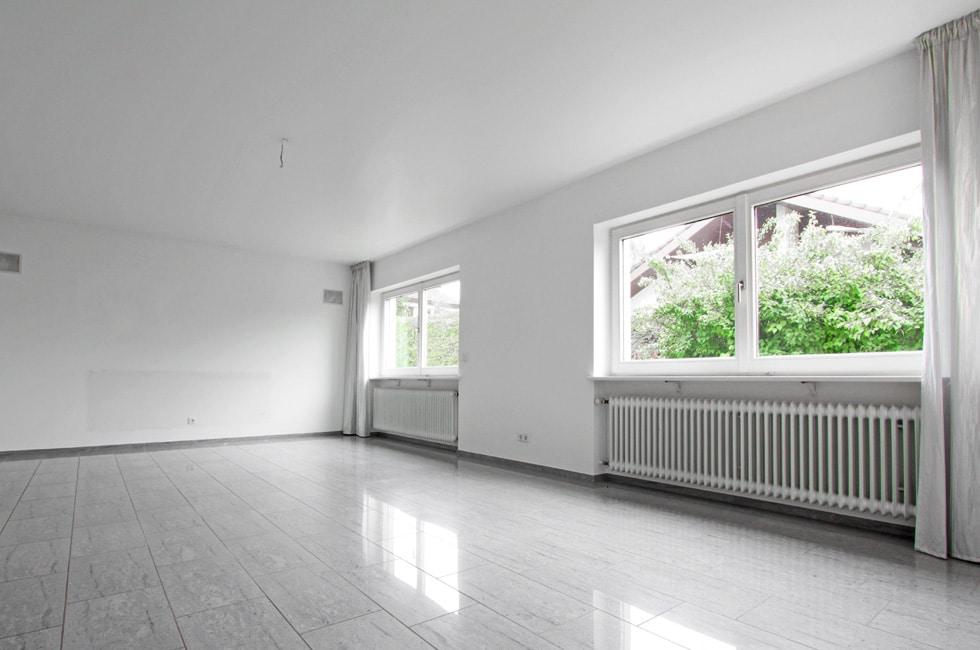 Homestaging Wohnzimmer vorher