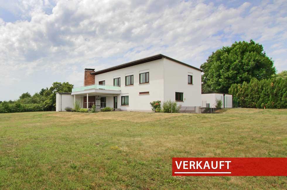 Referenzobjekt Einfamilien Haus in Offenburg mit großes Grundstück
