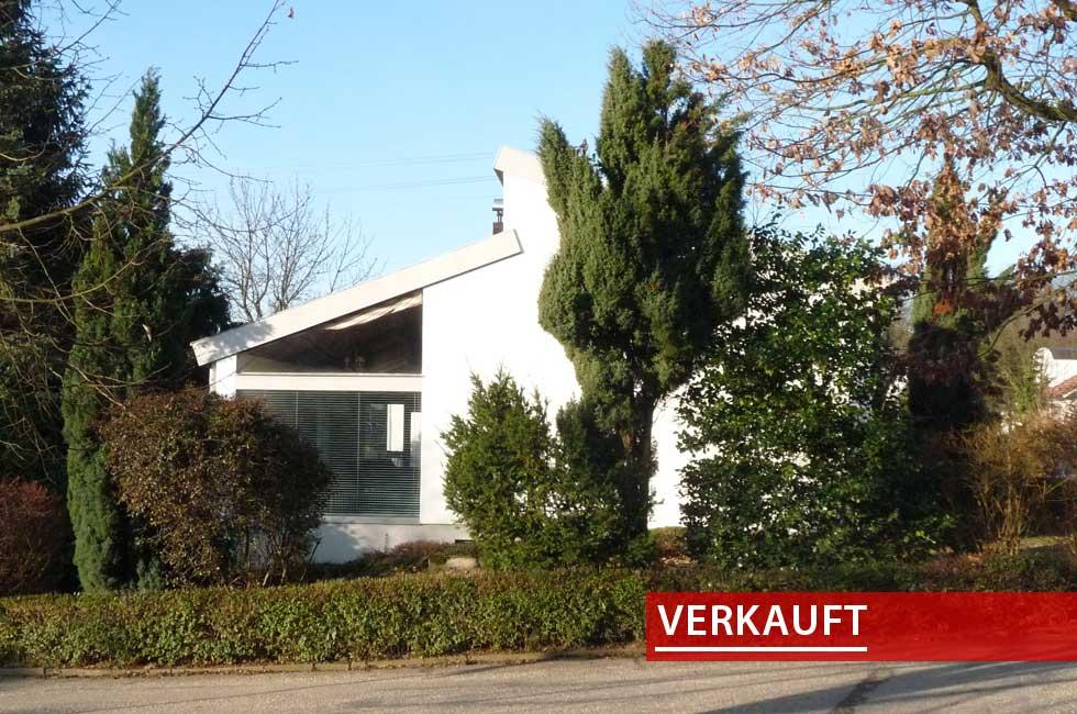 Referenzobjekt Architektenhaus in Zellweierbach