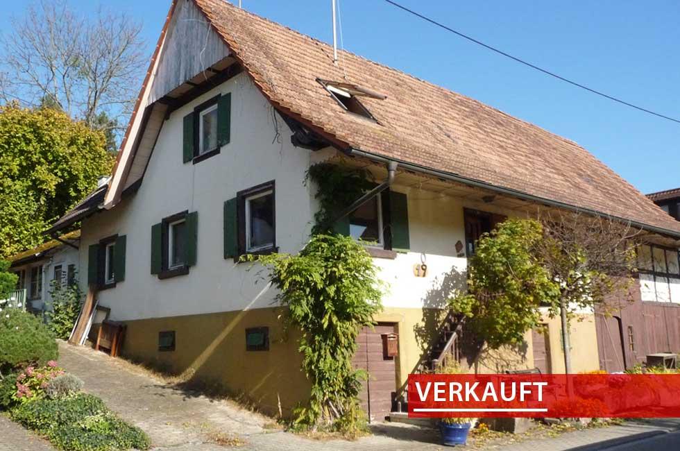 Referenzobjekt Bauernhaus in Ohlsbach