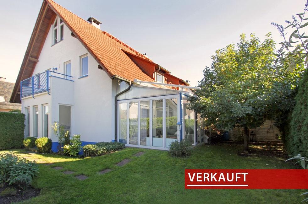 Referenzobjekt Doppelhaushälfte in Elgersweier