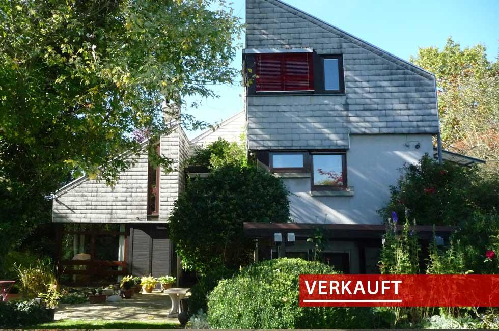 Referenzobjekt Architektenhaus in Gengenbach