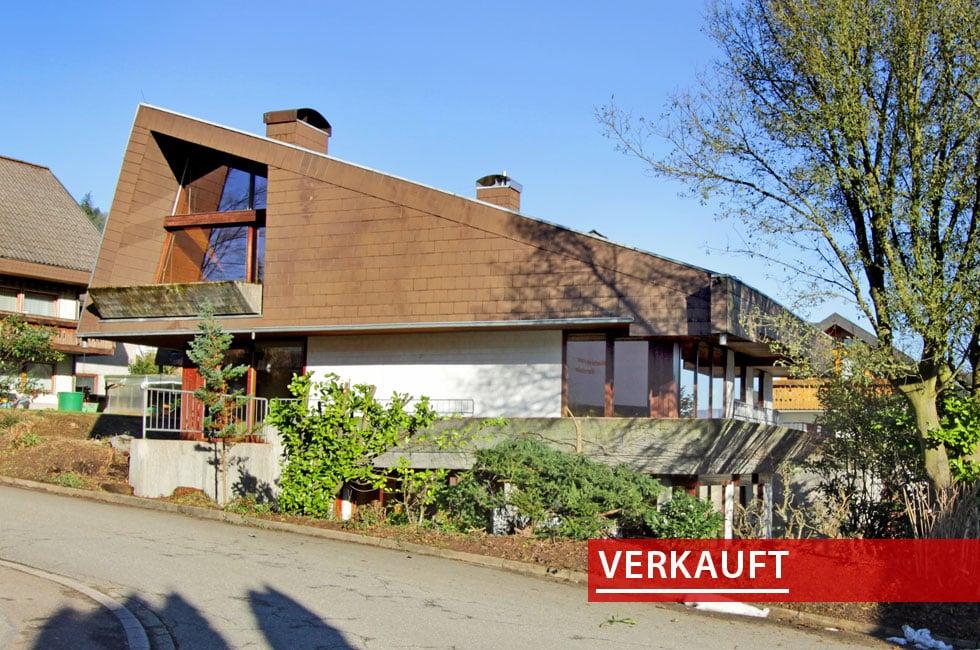 Referenzobjekt Mehrfamilienhaus in Hofstetten Kinzigtal