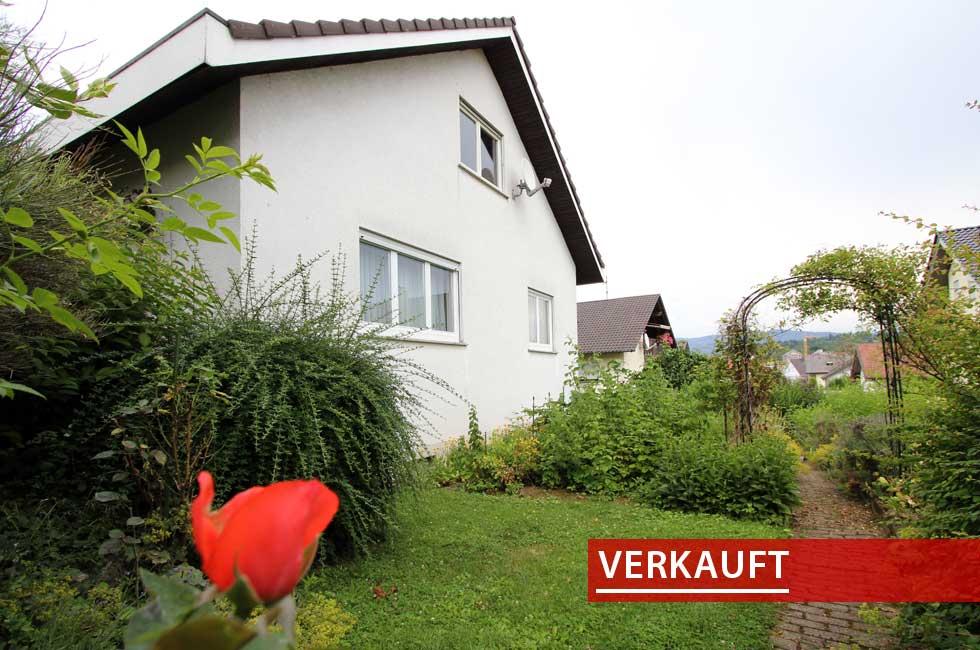 Referenzobjekt Einfamilienhaus Oberkirch Nussbach