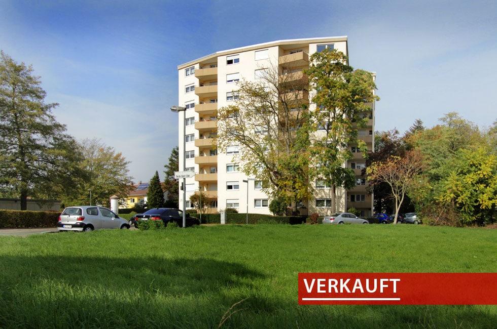Referenzobjekt Etagenwohnung Offenburg-Albersboesch
