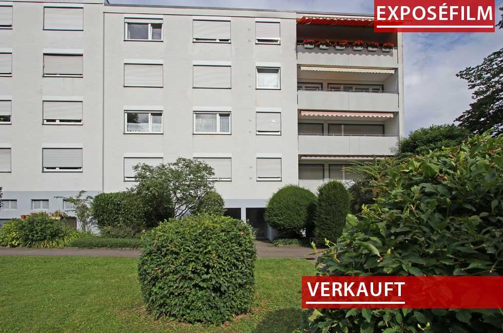 Referenzobjekt Eigentumswohnung in Offenburg