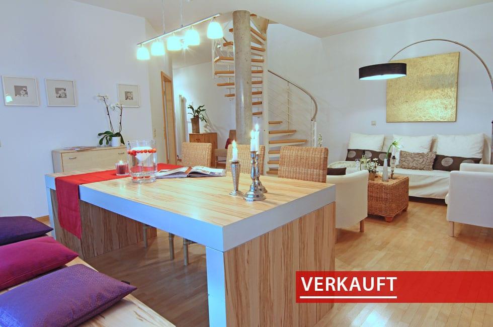 Referenzobjekt Etagenwohnung Offenburg Oststadt