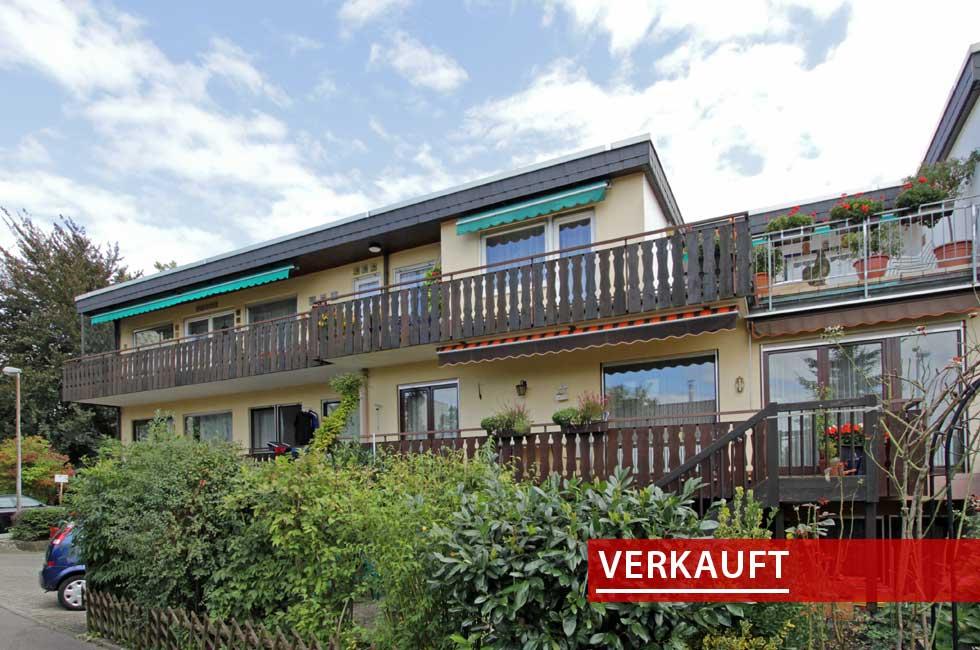 Referenzobjekt große Etagenwohnung in Offenburg