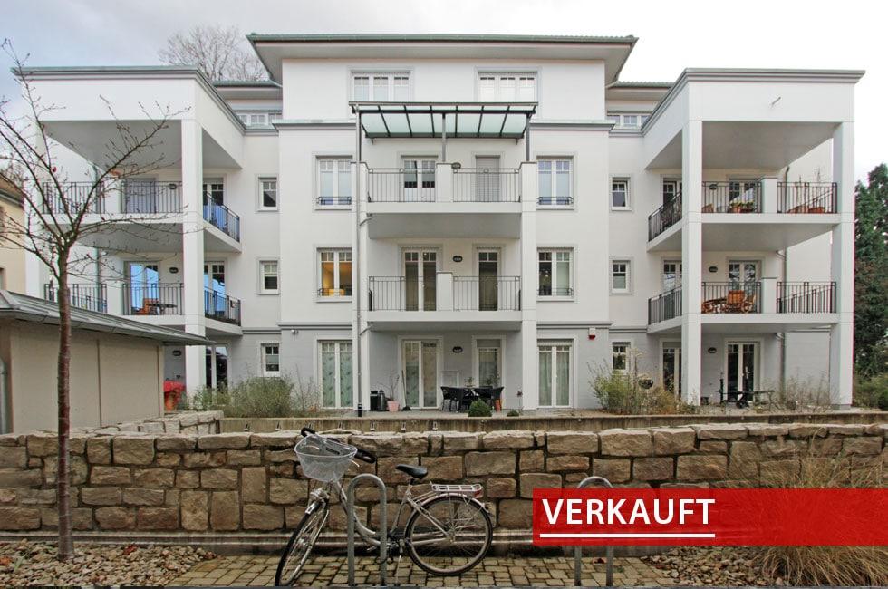 Referenzobjekt Etagenwohnung in Offenburg