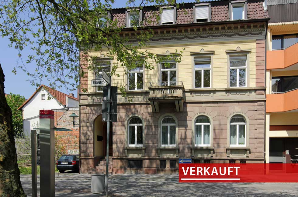 Referenzobjekt Etagenwohnung mitten in Offenburg