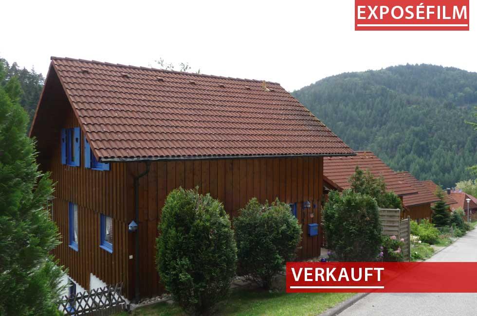 Referenzobjekt ein Ferienhaus in Hornberg