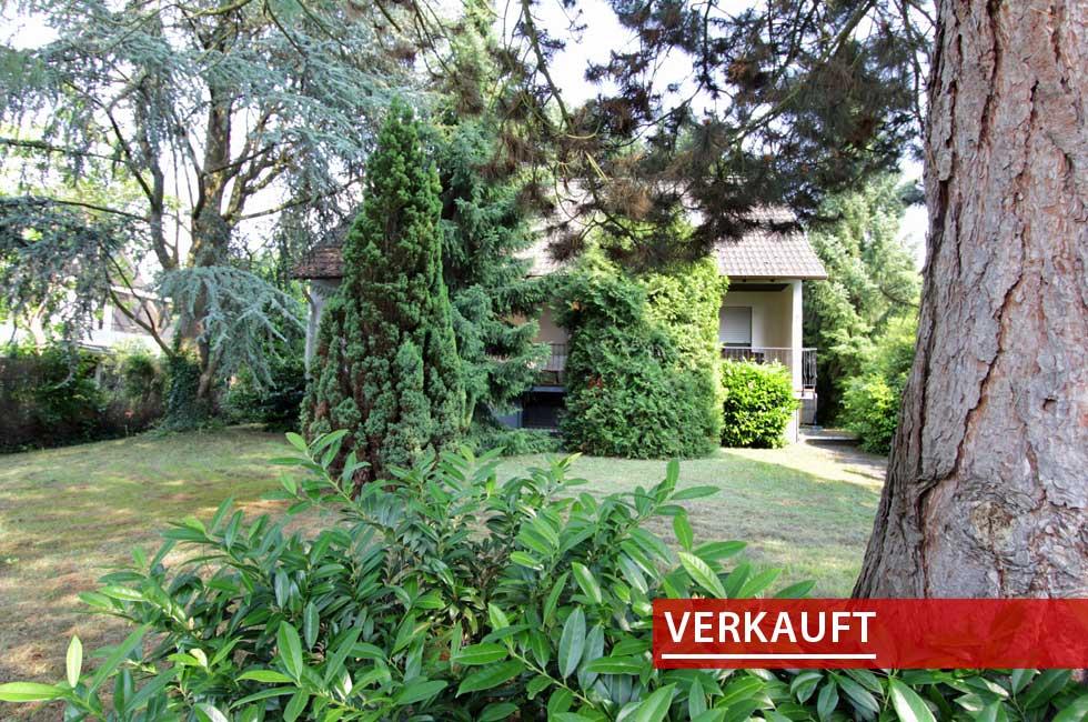 Referenzobjekt großes Grundstueck Offenburg