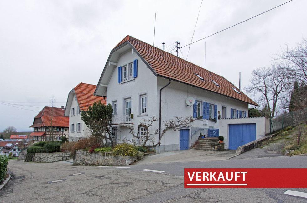 Referenzobjekt Historische Haus Eisental