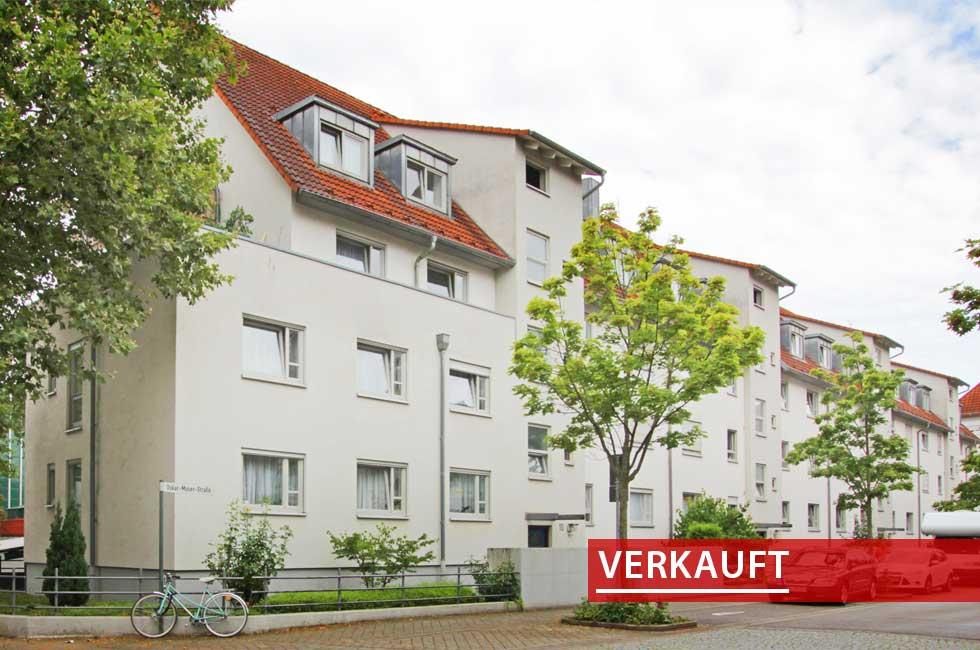 Referenzobjekt Kapitalanlage Wohnung in Offenburg