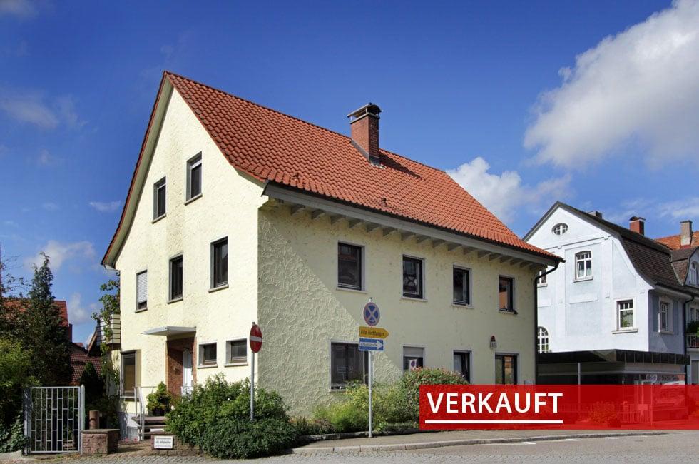Referenzobjekt Mehrfamilienhaus in Gengenbach