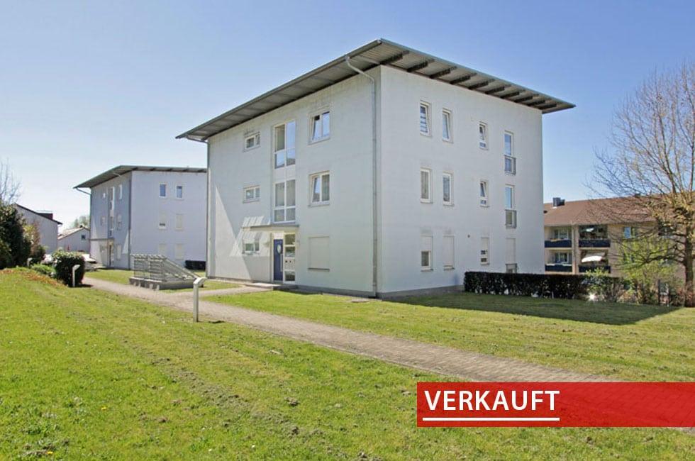 Referenzobjekt renovierte Wohnung in Offenburg