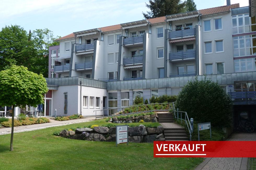 Referenzobjekt Seniorenwohnung in Gengenbach