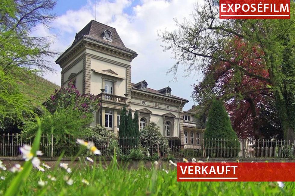 Referenzobjekt Villa Felseneck in Gengenbach