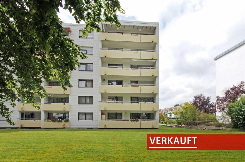 Referenzobjekt Eigentumswohnung in Achern