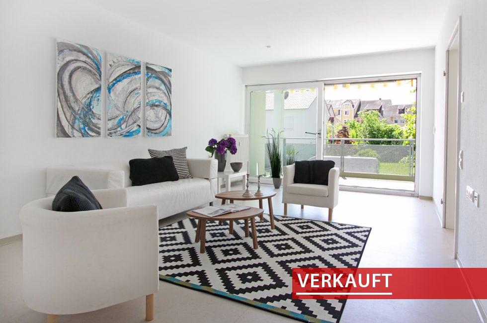 Referenzobjekt Wohnung Fidelispark in Offenburg