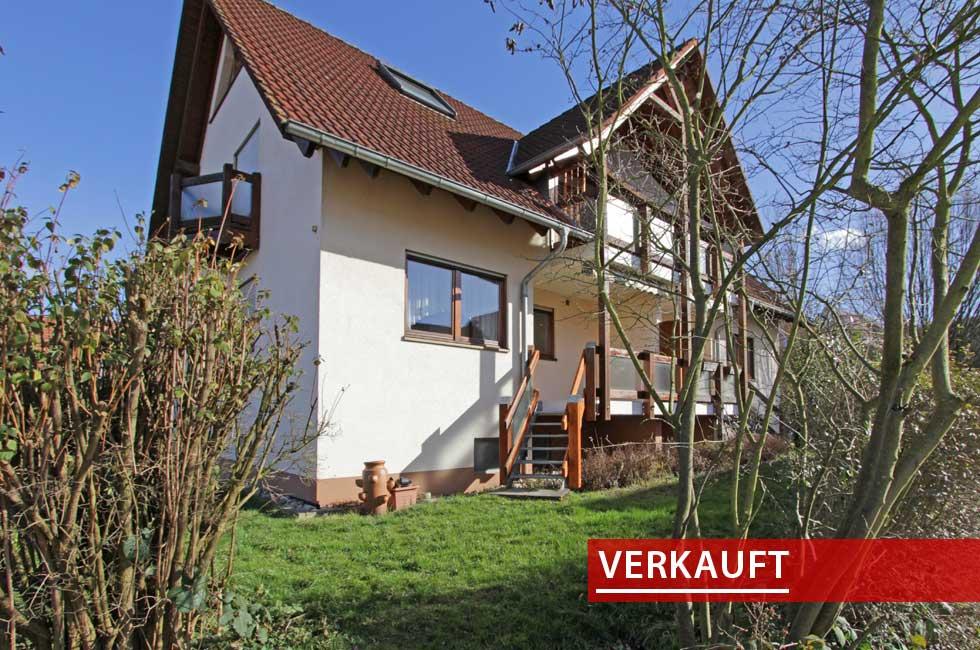 Referenzobjekt Wohnung im Offenburger Stadtteil Zunsweier