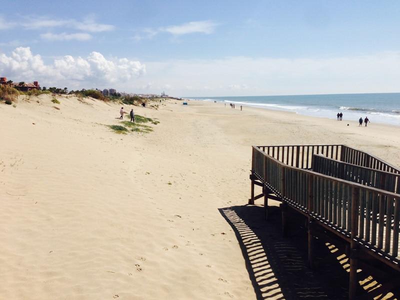 Penthousewohnung Spanien Strand