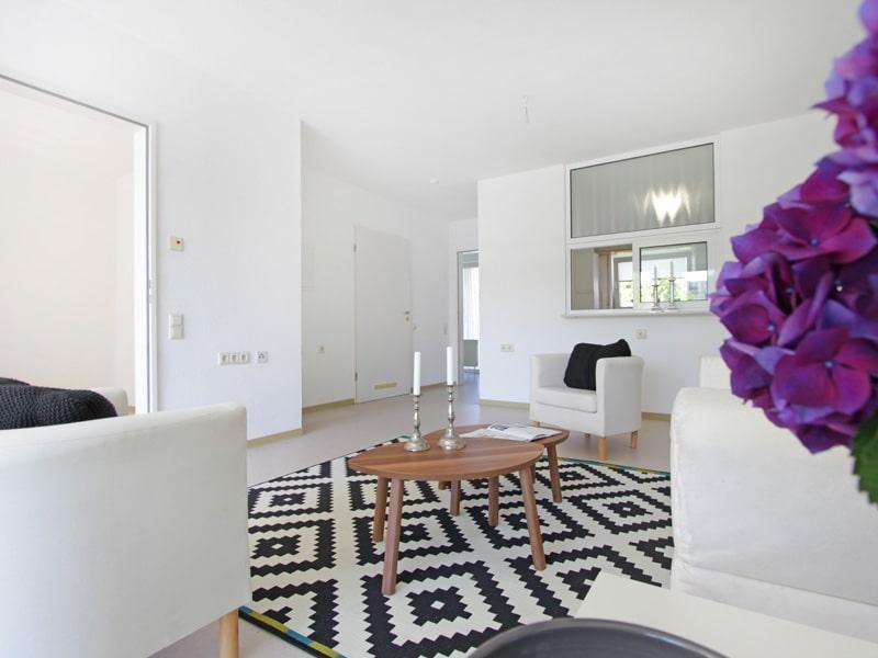 Homestaging Projekt Wohnung in Offenburg Wohnraum