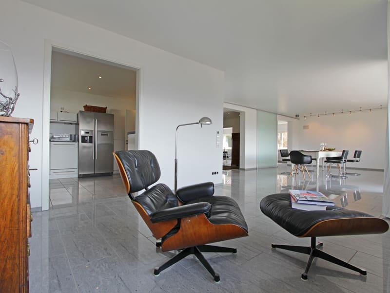 Homestaging Referenzobjekt Wohnbereich mit Sessel