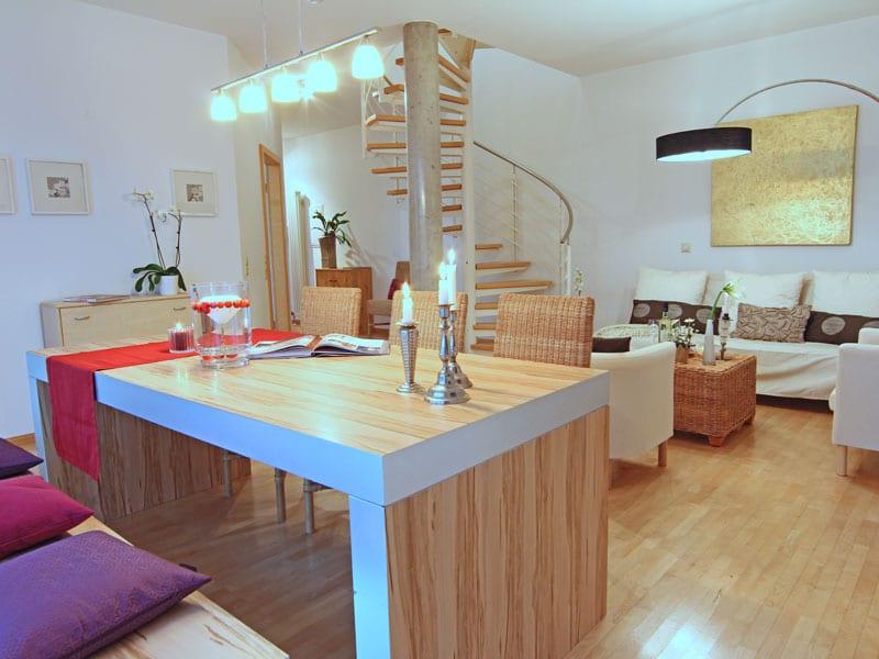Maisonette Wohnung in Offenburg