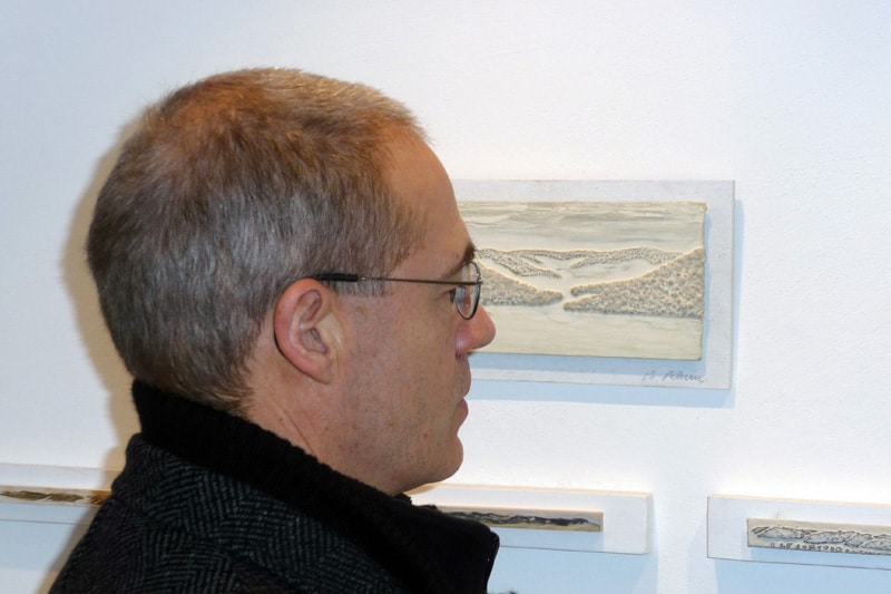 Michael Blum Künstler Ausstellung hausundso