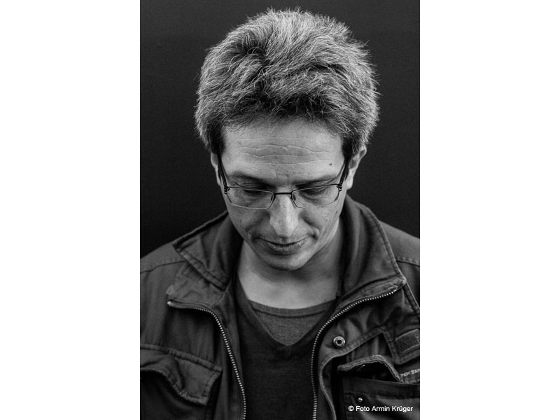 Portrait Martin Sander