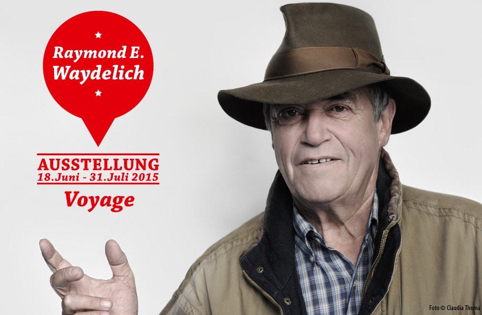 Raymond Waydelich Ausstellung hausundso
