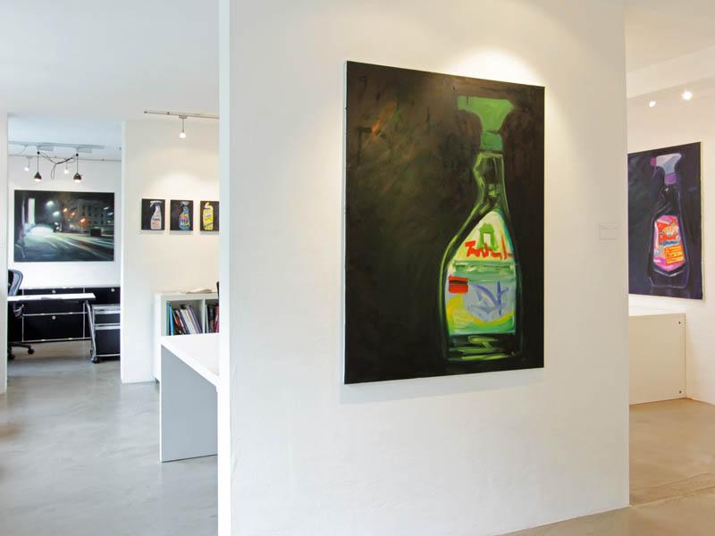 Ausstellung Martin Sander