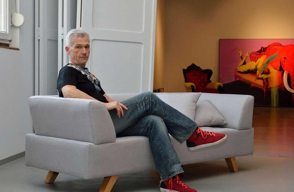 Künstler Marc Felten
