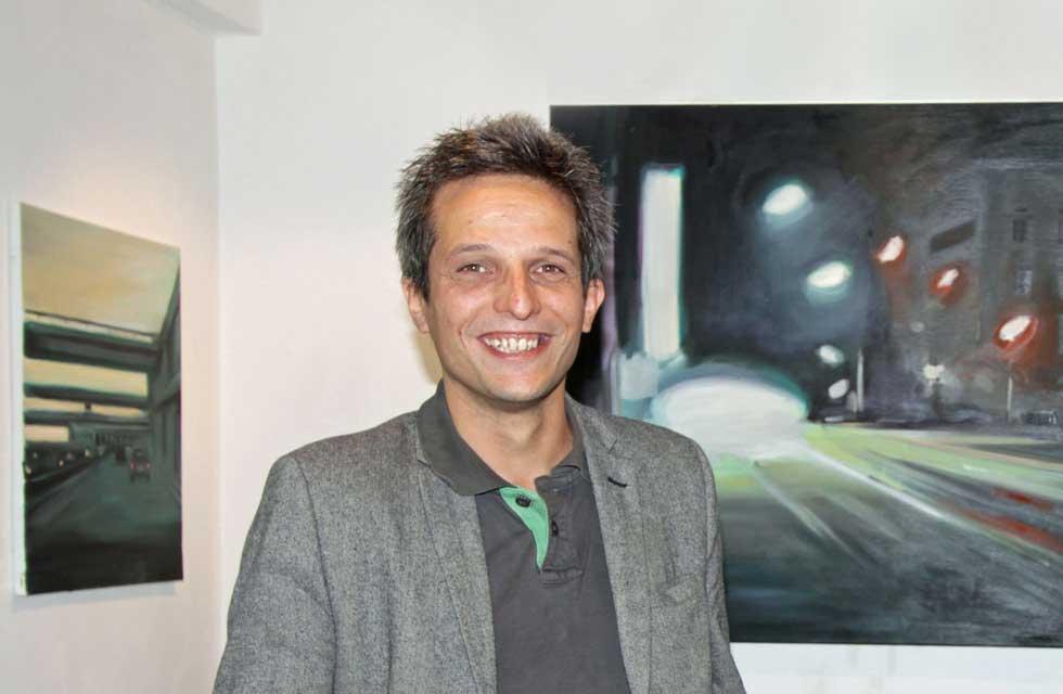 Ausstellung Martin Sander in Offenburg hausundso galerie