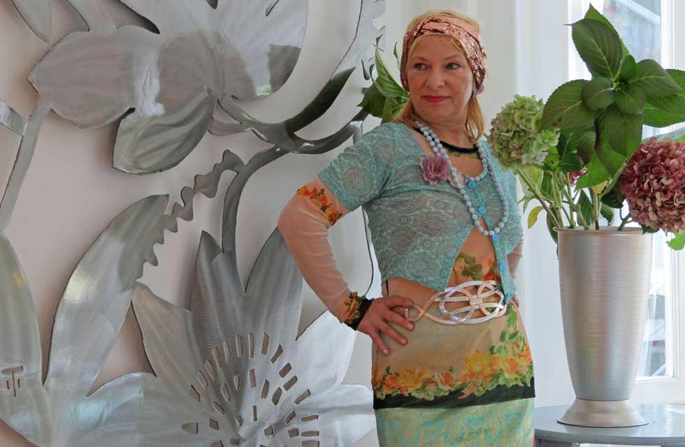 Ausstellung Susanna Taras bei hausundso Galerie
