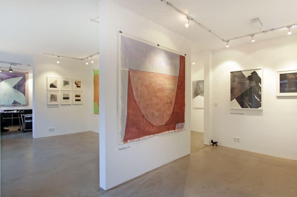 Ausstellung Göhringer und Lin