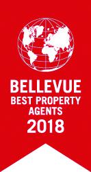 Auszeichnung Best Property Agents 2018