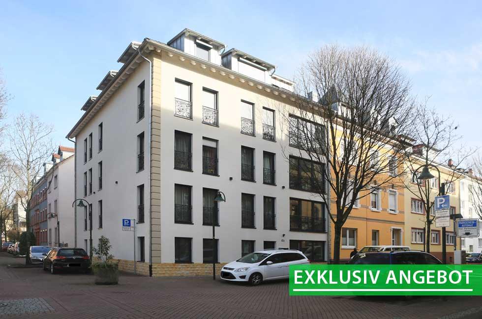 Eigentumswohnung in Offenburg Oststadt