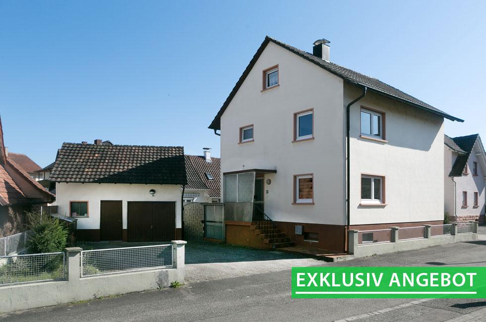 Einfamilienhaus in Schutterwald