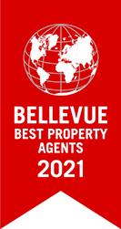 Auszeichnung Best Property Agents 2021